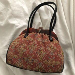 Vintage coin Purse Mini Bag